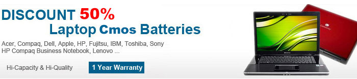 High quality CMOS batteries