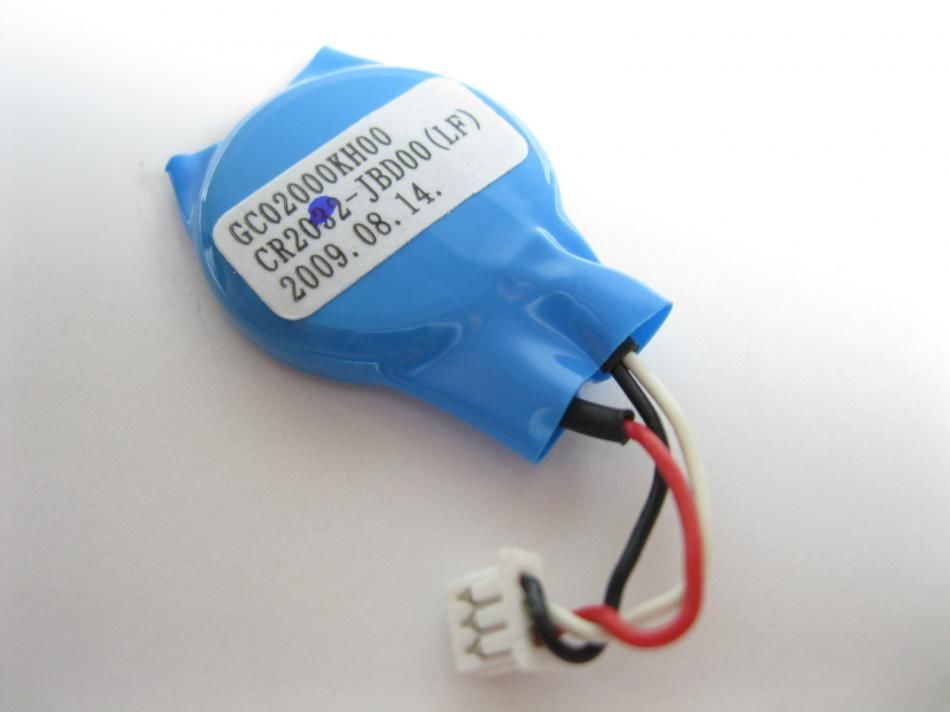 CMOS battery for MSI CR650-035xhu